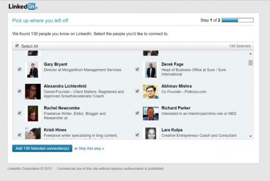 Linkedin Tools 1. Batch Invitations On LinkedIn